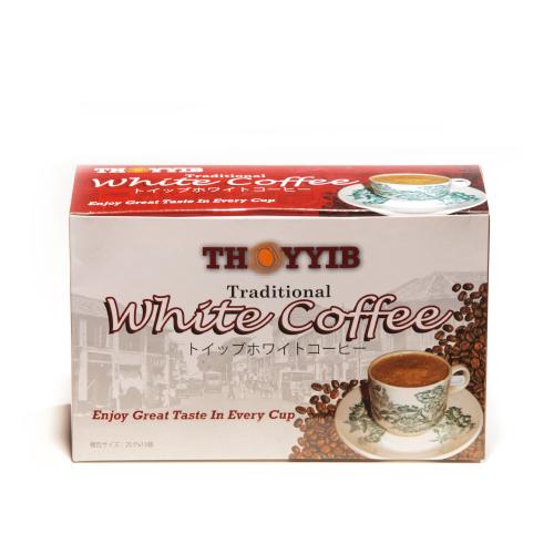 Thoyyib White Coffee