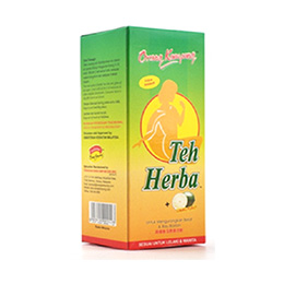 Herbal Tea Citrus