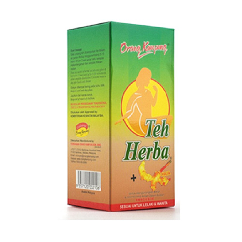 Herbal Tea Ginger