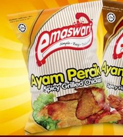 Emaswari Spicy Grilled Chicken