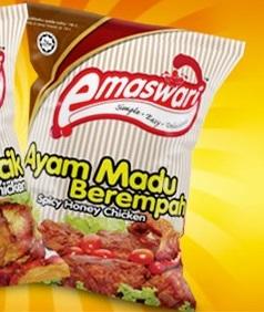 Emaswari Spicy Honey Chicken