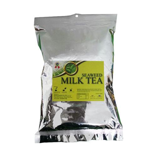 Seaweed Milk Tea
