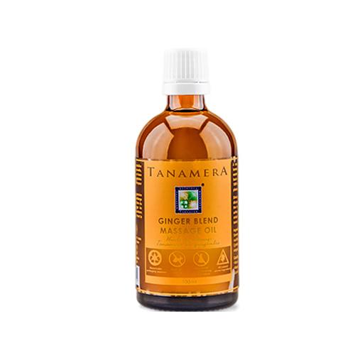 Tanamera Ginger Blend Massage Oil