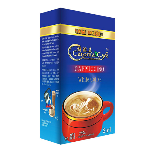 Caroma Cappuccino White Coffee