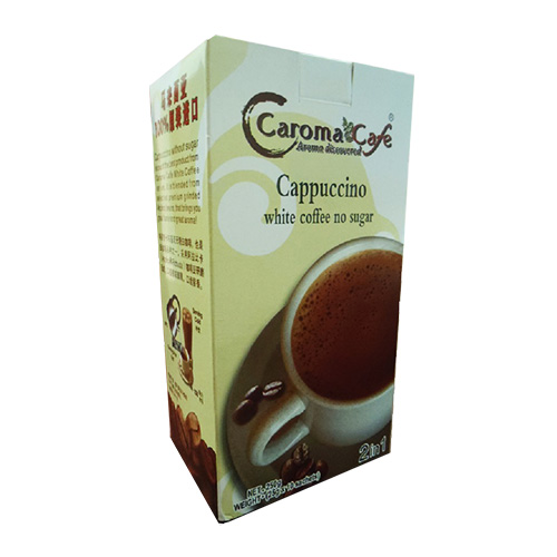Caroma Cappuccino White Coffee No Sugar