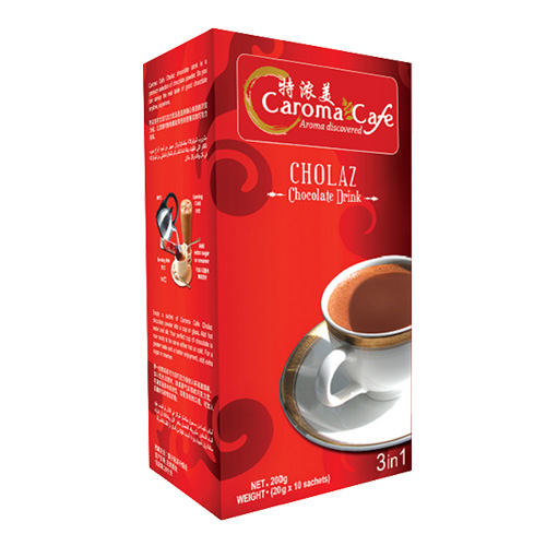 Caroma Cholaz (Chocolate Drink)