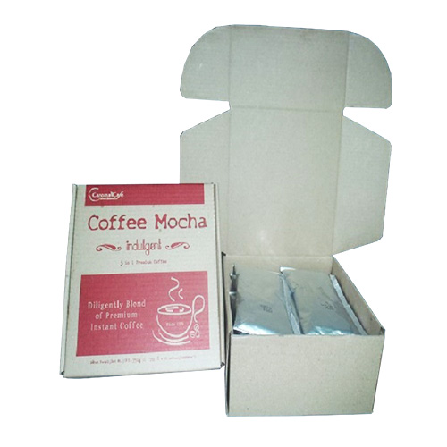 Caroma Coffee Mocha Indulgent