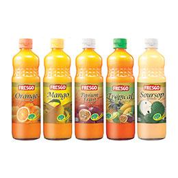 Fresgo Fruit Drink Base Concentrated Syrup