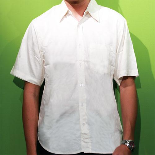 Arundinaria Bamboo Woven Shirt (Men)