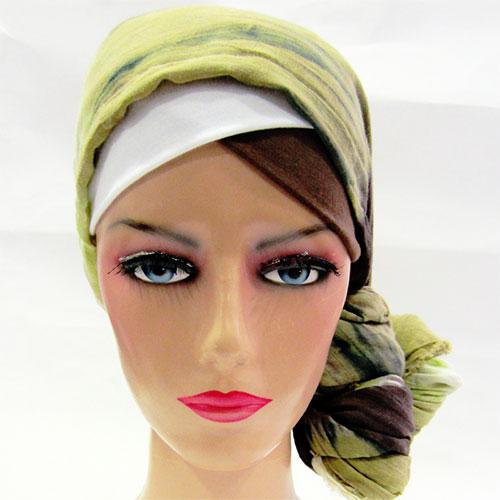 Ochlandra Bamboo Inner Headband