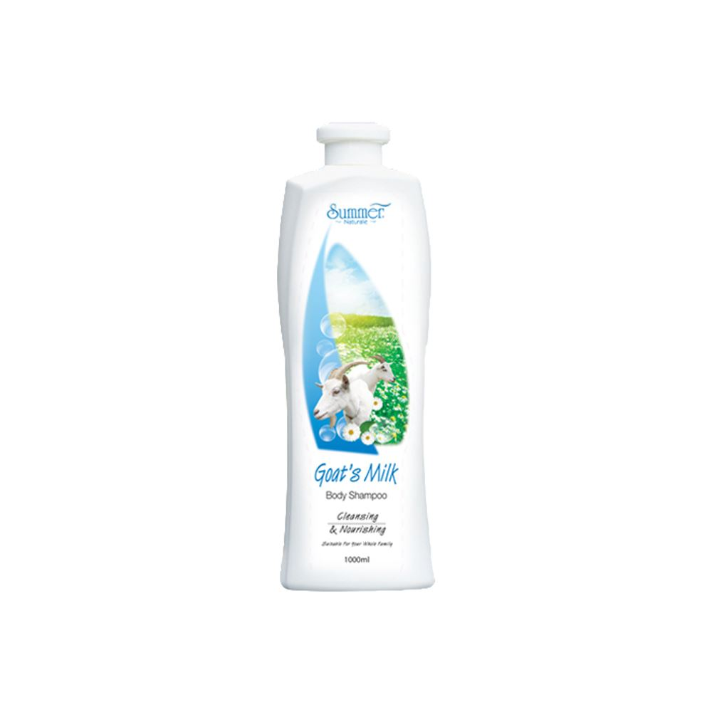 Summer Naturale Goat Milk Body Shampoo