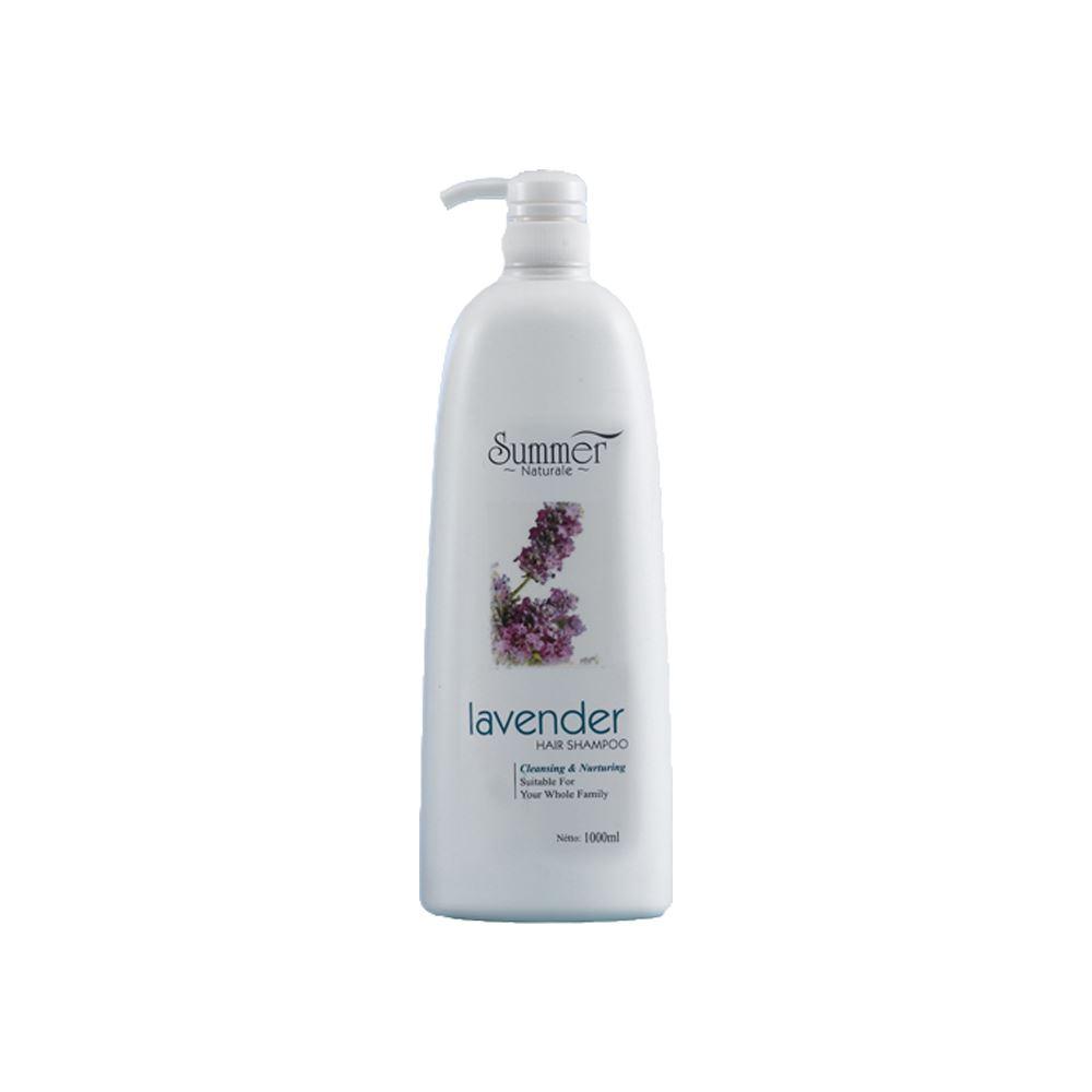 Summer Naturale Lavender Hair Shampoo