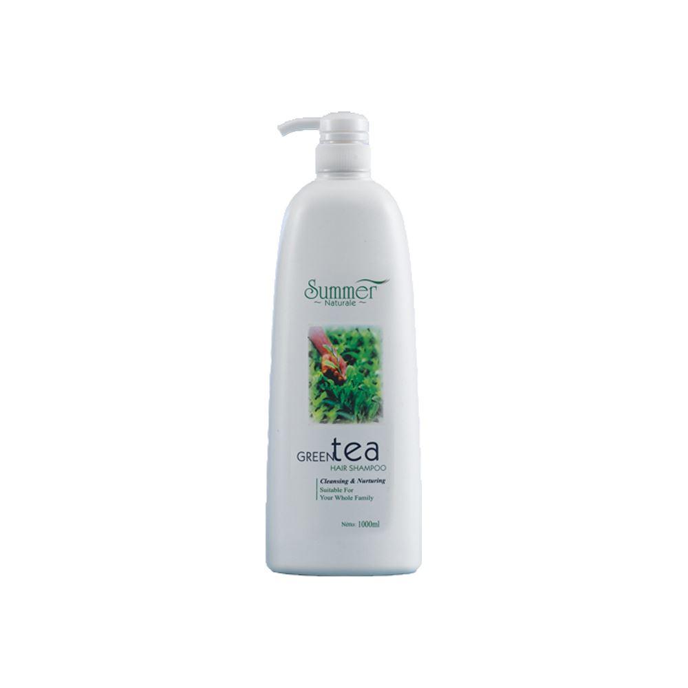 Summer Naturale Green Tea Hair Shampoo