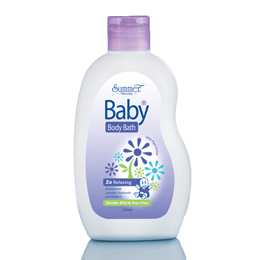 Summer Naturale Baby Bath Relaxing