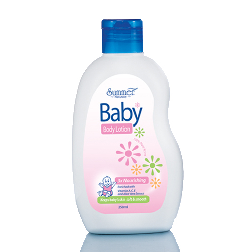 Summer Naturale Baby Lotion Nourishing