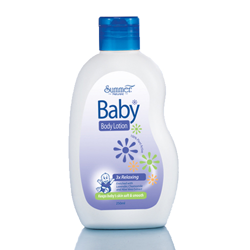 Summer Naturale Baby Lotion Relaxing