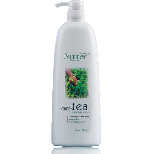 Summer Naturale Green Tea Hair Shampoo