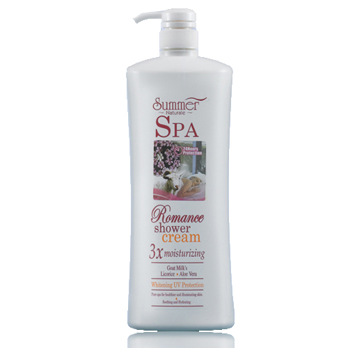 Summer Naturale Romance Spa Shower Cream