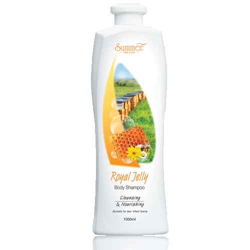 Summer Naturale  Royal Jelly Body Shampoo