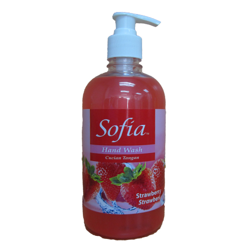 Sofia Hand Wash Strawberry