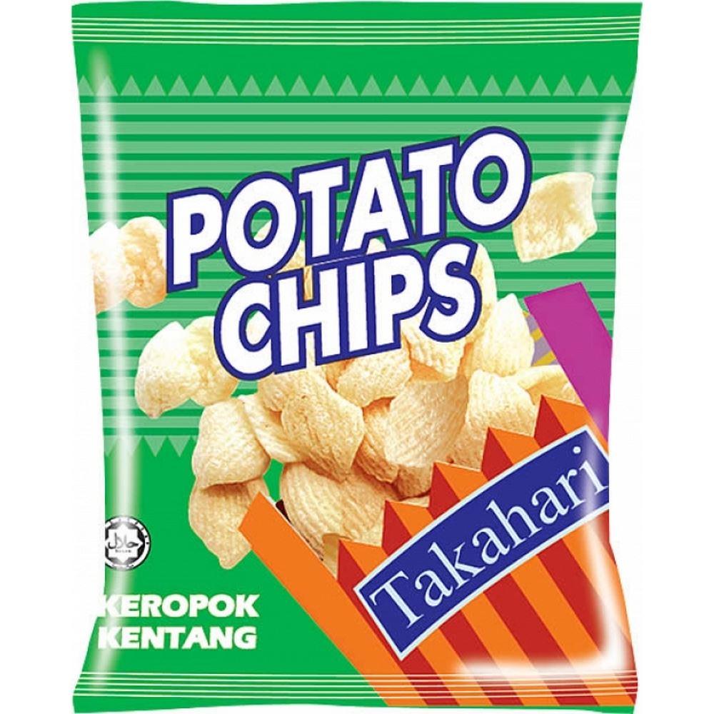 Kentang Chips Cracker