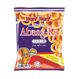 Abangku – Cheese Flavoured Snack
