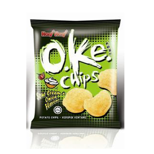 OkeChips Sour Cream
