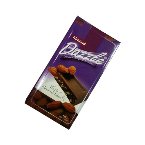 Jumbo Bar – Milk Chocolate with Almond