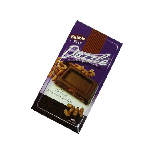 Jumbo Bar – Milk Chocolate with Bubble Rice