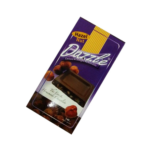 Jumbo Bar – Milk Chocolate with Hazel Nut