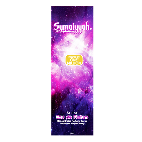 Sumaiyyah Eau De Parfum (Inspired by One Million)