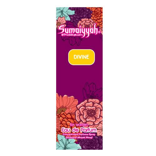Sumaiyyah Eau De Parfum (Divine)