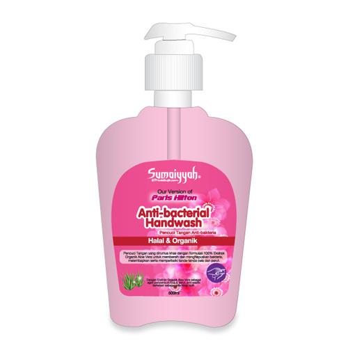 Sumaiyyah Anti-Bacterial Handwash (Paris Hilton)