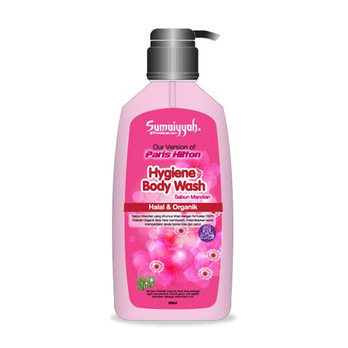 Sumaiyyah Hygiene Body Wash (Paris Hilton)