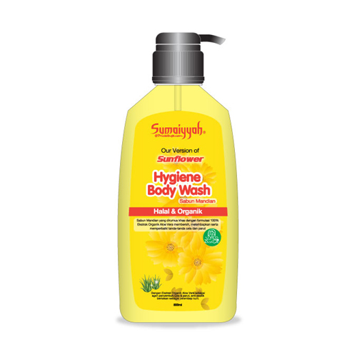 Sumaiyyah Hygiene Body Wash (Sunflower)