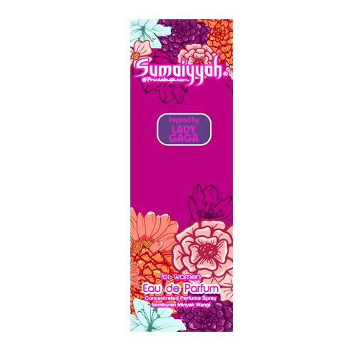 Sumaiyyah Eau De Parfum (Inspired by Lady Gaga)