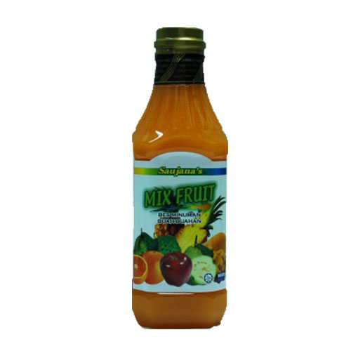 Mix Fruit Concentrate Drink Base