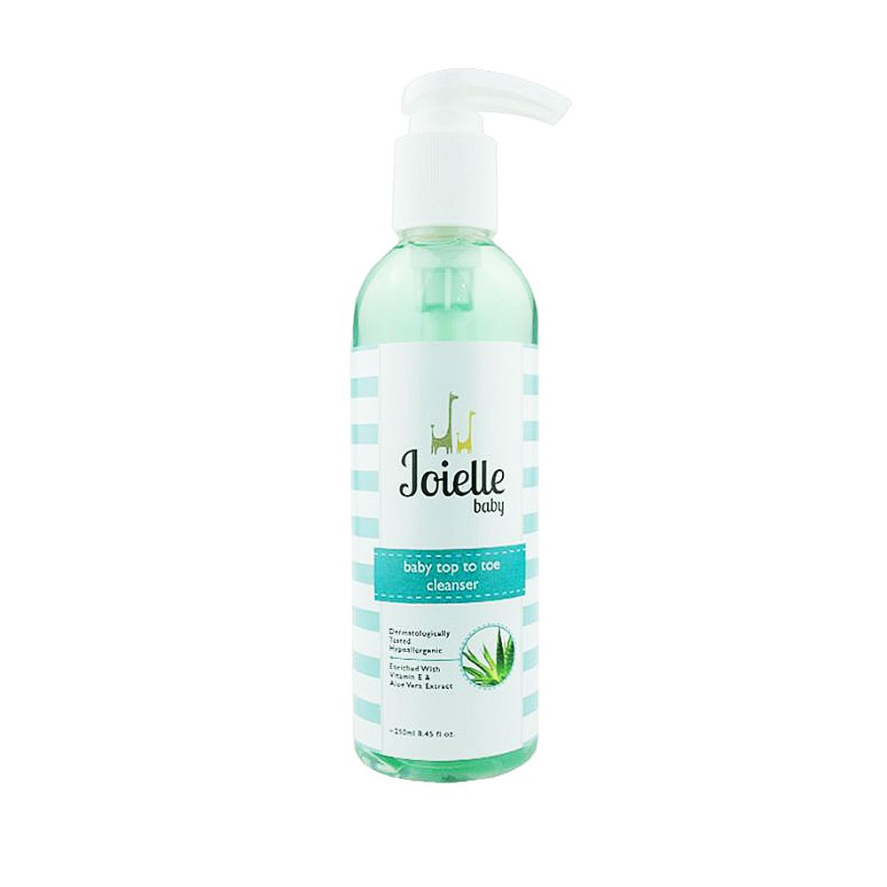 JoielleBaby Top to Toe Cleanser