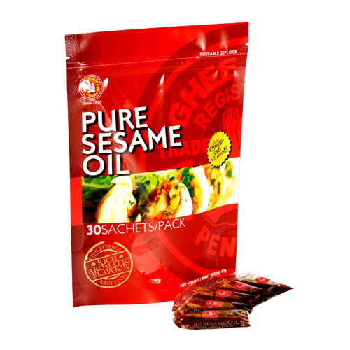 Sachet Pure Sesame Oil