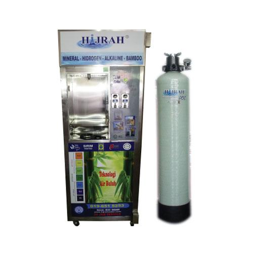 VM-HC Hijrah Vending Machine  Calcium (Stainless Steel)