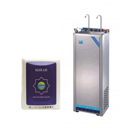 Wc-D Hijrah Water Cooler + Alkaline System