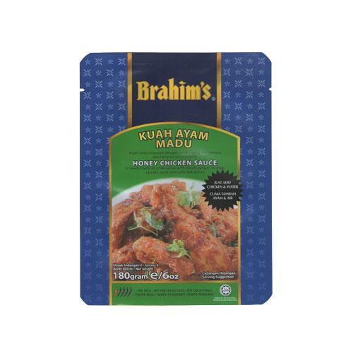 Brahims Honey Chicken Sauce