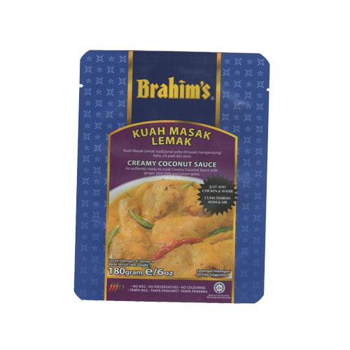Brahims Creamy Coconut Sauce