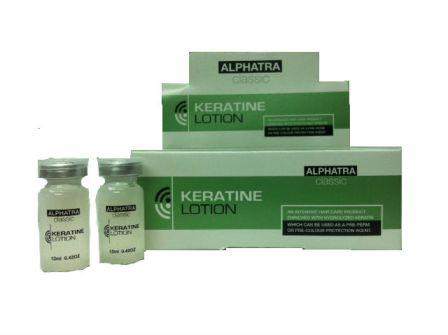 Alphatra Classic Keratine Lotion