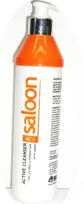 Saloon Active Cleanser