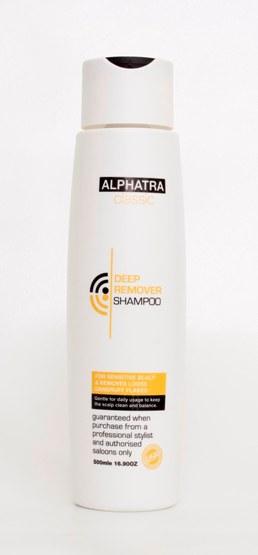 Alphatra Classic Deep Remove Shampoo 500ml