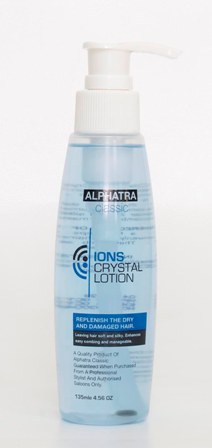Alphatra Classic Ions Crystal Lotion