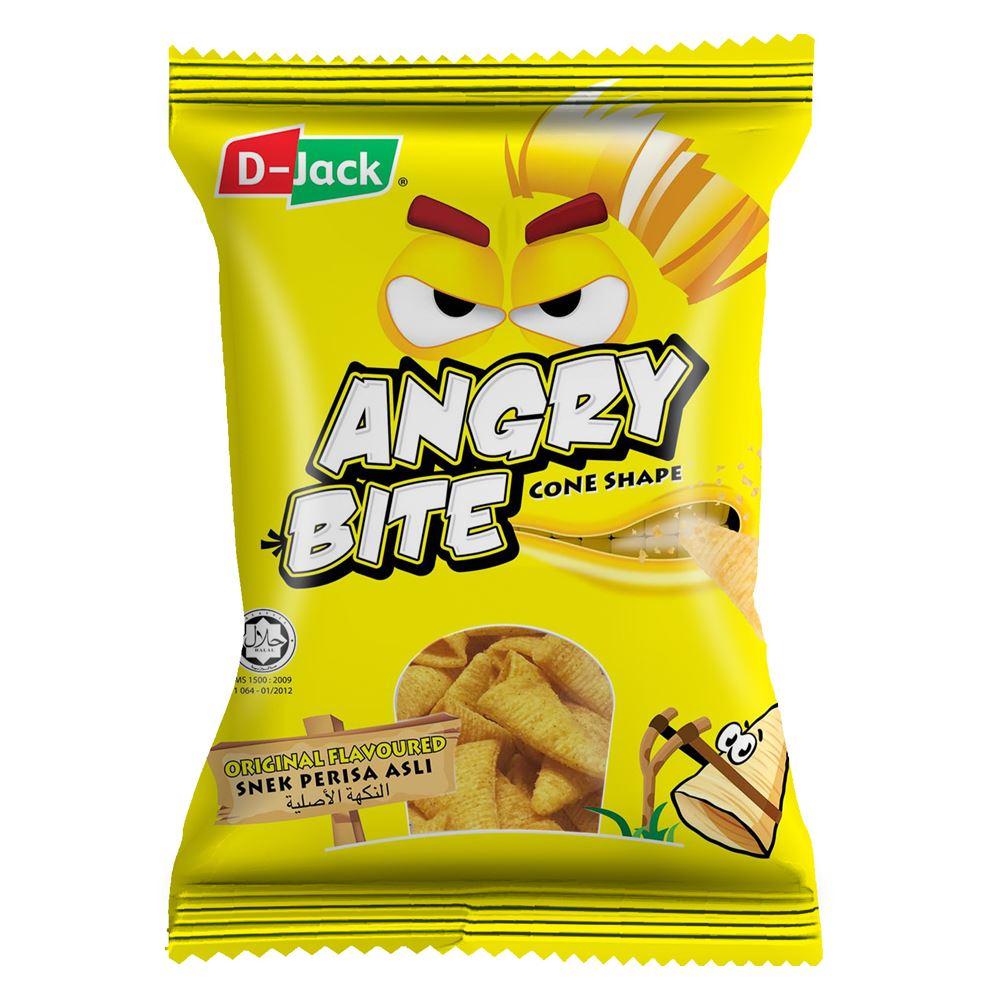 D-Jack Angry Bite Original Flavour