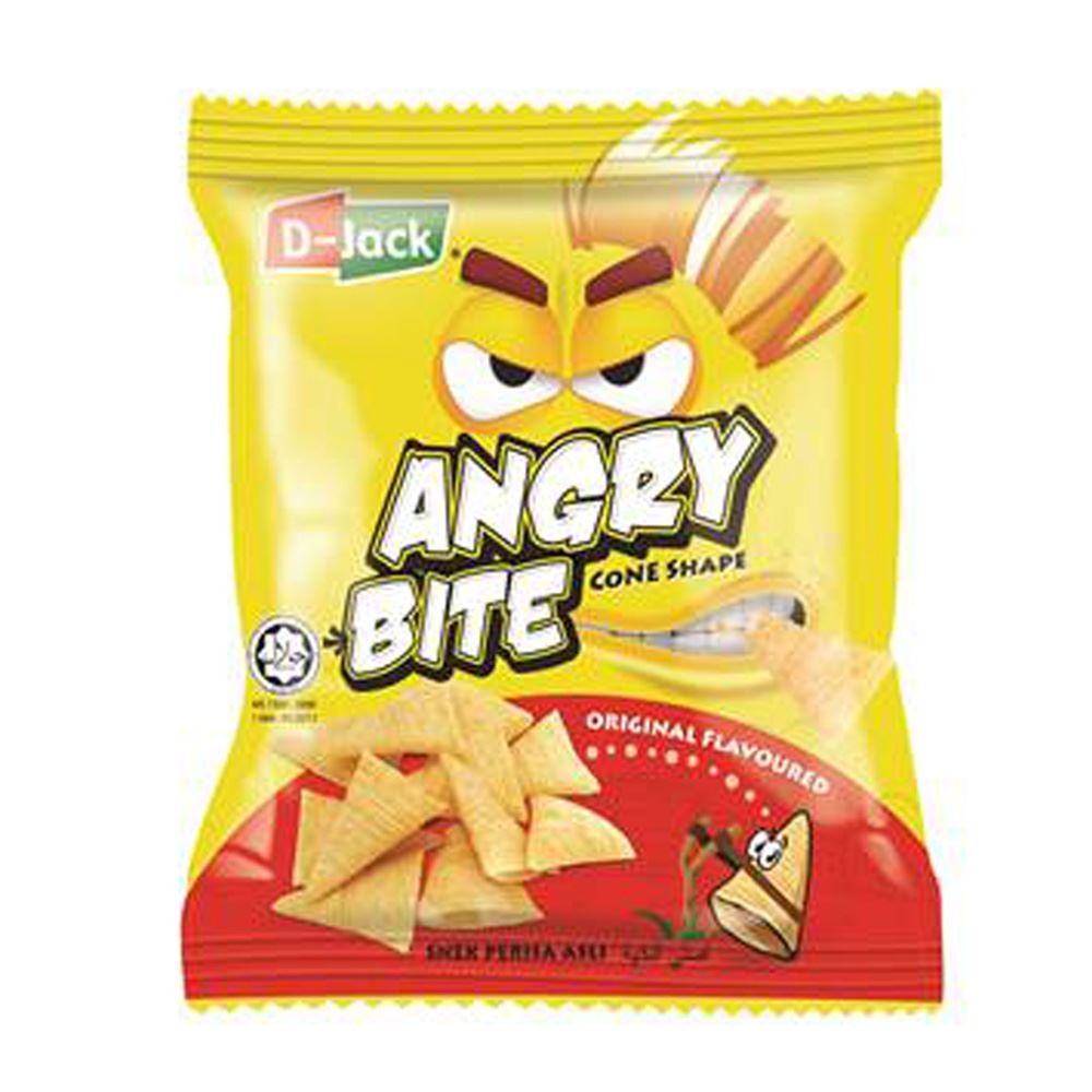 D-Jack Angry Bite Original Flavour