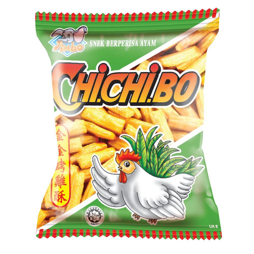 Jimbo Chichibo Chicken Flavour